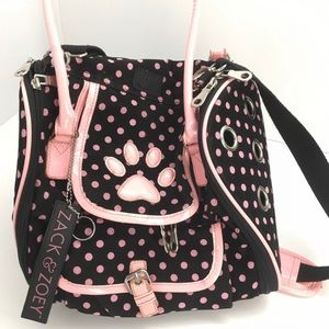 Zack & Zoey - Small pet carrier